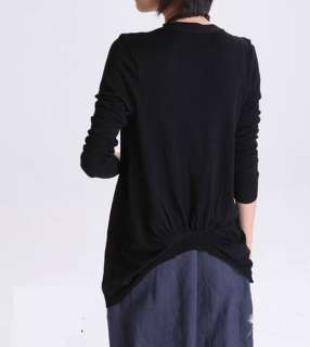 Women Candy Color Long Sleeve Cardigan Knit Top 9 Colors 2001