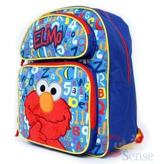 Sesame Street Elmo School Backpack 2