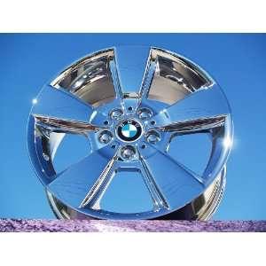 X3Style 143 Set of 4 genuine factory 18inch chrome wheels Automotive