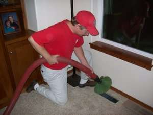 Air Duct Cleaning Service Sample Business Plan NEW