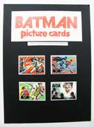 1966 Topps Batman (Black Bat) Cards Archive Board