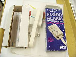 Quorum Flood Alarm Water Sensor battery operated