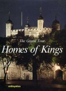 BOOK   THE GRAND TOUR   HOMES OF KINGS