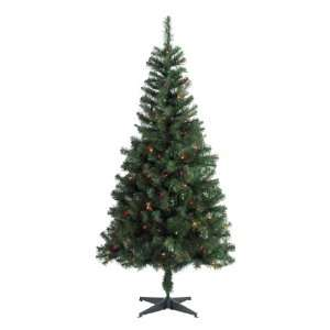 Colored Spencer Prelit Christmas Tree BRHO900030AC3