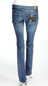 BDG Low Rise Slim Straight Leg Bleached Kissed Jeans Size 24