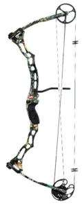 PSE OCTANE Compound Bow 60# 29 Archery $499.99