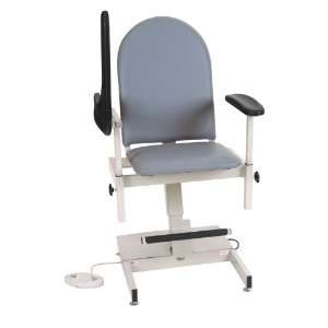 Winco Power Designer Blood Drawing Chair   Padded Vinyl