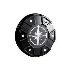 Mr. Lugnut C10185B Black Plastic Center Cap for 185 Wheels Automotive
