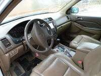 Transmission 02 ACURA MDX 3.5L 6 CYL AUTOMATIC TRANSMISSION
