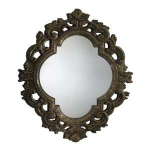 Milena Mirror Dimensions H34.5 W30.88