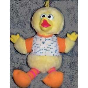 Sesame Street Playtime Big Bird 17 Plush, Says Peek a Boo