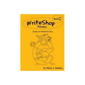 Book C Student Activity Worksheets (WriteShop Primary) [Paperback