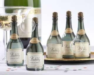 72 Bubbly Champagne Bubble Wedding / Bridal Shower Favors