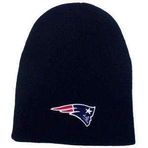 New England Patriots Navy Blue Beanie Knit Skull Cap Hat