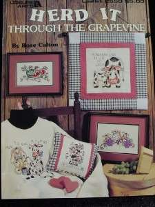 Birds ♥ Baby ♥ Cross Stitch Pattern Books & Leaflets♥