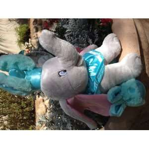 Disney Store Exclusive Dumbo the Flying Elephant Plush Easter Bunny
