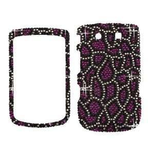 Premium   Blackberry 9800 / Torch Full Diamond   Faceplate