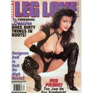 Swanks Leg Love Magazine February 2001 (No. 30): Swank Leg Love