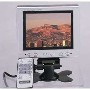 Supersonic 5.6 inch Color LCD Monitor for Automobile: Electronics