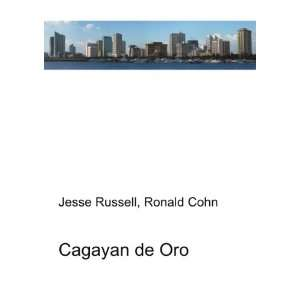 Cagayan de Oro: Ronald Cohn Jesse Russell: Books