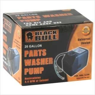 Buffalo Tools Black Bull 20 Gal Parts Washer Pump PWP20 027077071863