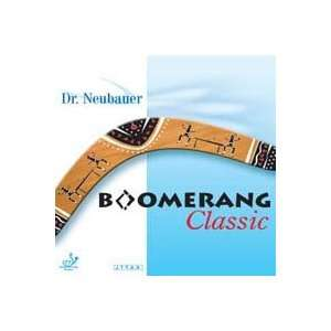 DR NEUBAUER Boomerang Classic Table Tennis Rubber Sports