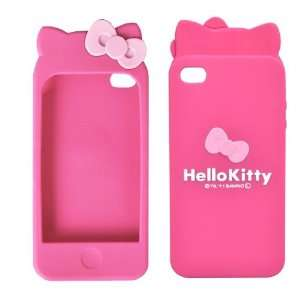iPhone 4G Cute Hello Kitty Style Head Shape Series Style