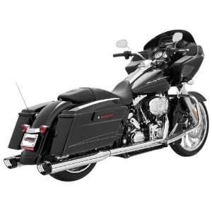 Tips Exhaust System for 2009 2011 FL Models by Freedom Performance