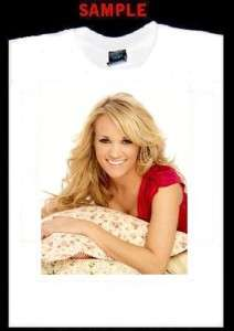 CARRIE UNDERWOOD CUSTOM T SHIRT TEE country music 155