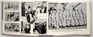 USS DES MOINES CA 134 MEDITERRANEAN CRUISE BOOK 1958