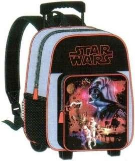 Star Wars Rolling Kids Backpack Large Bag