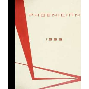 (Reprint) 1964 Yearbook: Phoenix College, Phoenix, Arizona Phoenix College 1964 Yearbook Staff