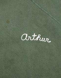 CHAIN STITCHED Silver Spruce Stables CREWNECK Sweatshirt 44 P