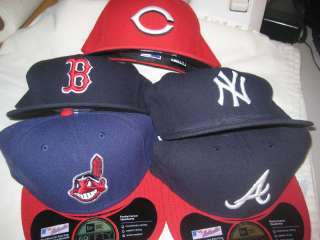 Cleveland Indians MLB New Era 59Fifty Ball Cap Hat