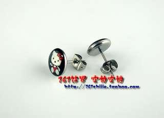 Earrings【With Gift Jewelry Box】CUTE GIRLs EaR Ring lovely