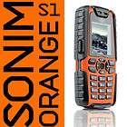 Sonim Land Rover S1. Unlocked mobile phone. GSM 850/900/1800/1900