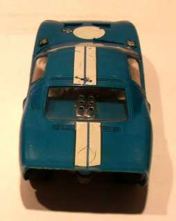 Vintage Slot Cars 1960s 1/32 Cox Ford Slot Cars Neat