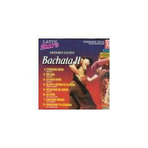 Music CDG Latin Stars Vol. 50   Bachata II Karaoke CDG (Sale!) Music