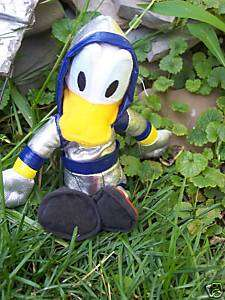 Disney Spaceman Donald Duck Stuffed Plush 8