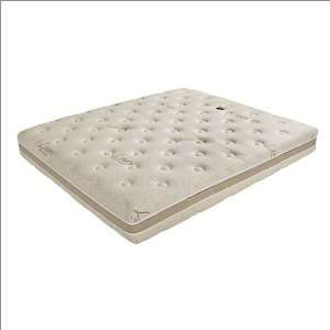 Magniflex Linen Experience 9 Inch Super Plush Orthopedic Mattress