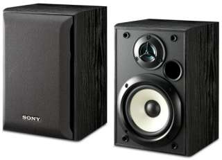 Sony SS B1000 Bookshelf Speakers (Pair) 027242712843