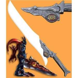 Soul Edge Night Mayer Sword From Soul Calibur VDO Game