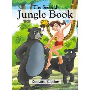 The Second Jungle Book (9788190626064) Rudyard Kipling Books