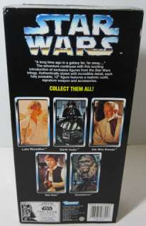 WARS Collector Series 12 HAN SOLO ACTION FIGURE Doll By Kenner