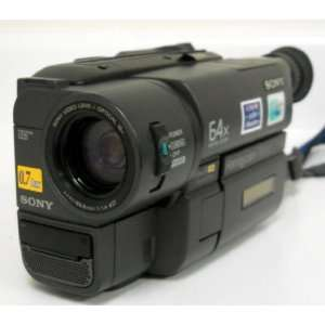 Sony CCD TRV25 Camcorder Handycam Vision Color LCD Monitor
