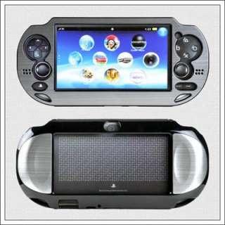 Aluminium Metal Skin Protective Hard Case Cover Shell for Sony PS Vita