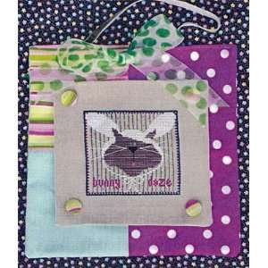 Bunny Daze   Cross Stitch Pattern: Arts, Crafts & Sewing