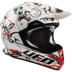 UFO Plastics Warrior H1 Motocross Helmet Tribal Medium M