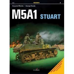 M5a1 Stuart (Photosniper) (9788360445815): K Mucha: Books