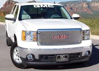 2007 2011 GMC SIERRA 1500 DENALI STYLE Z GRILLE E&G